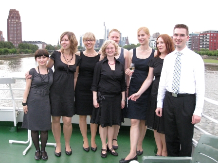 2009 IRSCL Congress Team