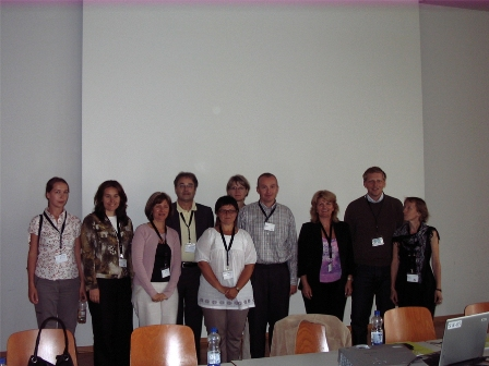 IRSCL Delegates from Eastern Europe